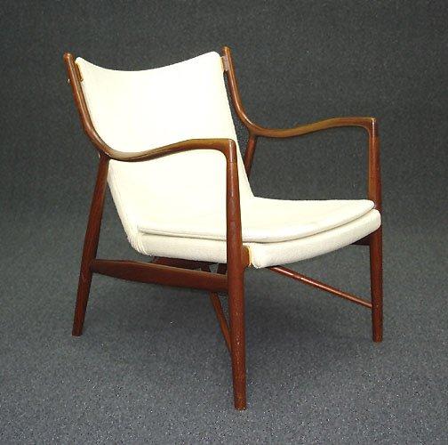 263: Mid Century FINN JUHL Denmark Teak Chair