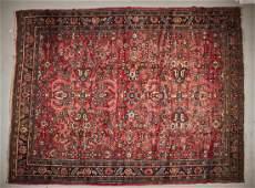 Persian Lilihan Roomsize Handmade Oriental Carpet