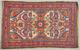 Old Hamadan Hand Made Oriental Persian Rug