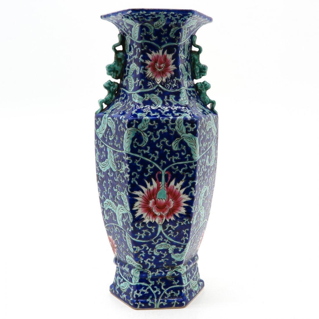 19th Century China Porcelain Vase
