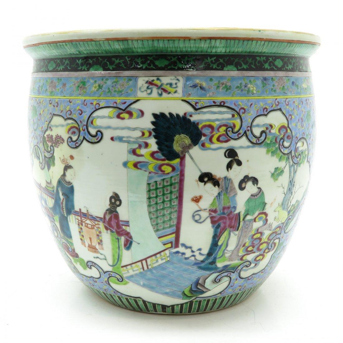 China Porcelain Fish Bowl