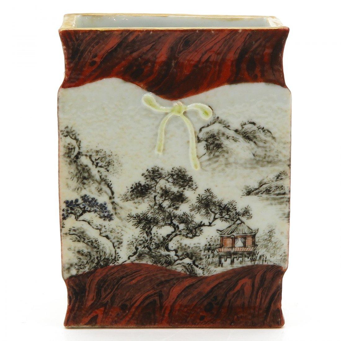China Porcelain Pencil Pot