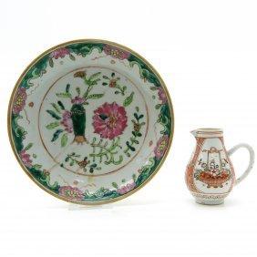 Diverse Lot of China Porcelain