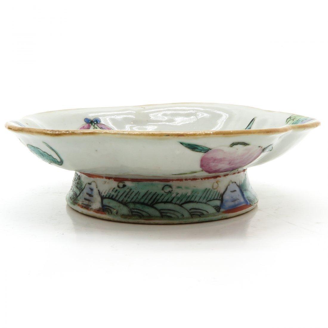 China Porcelain Altar Plate