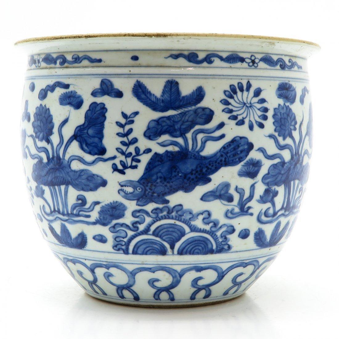 China Porcelain Cachet Pot