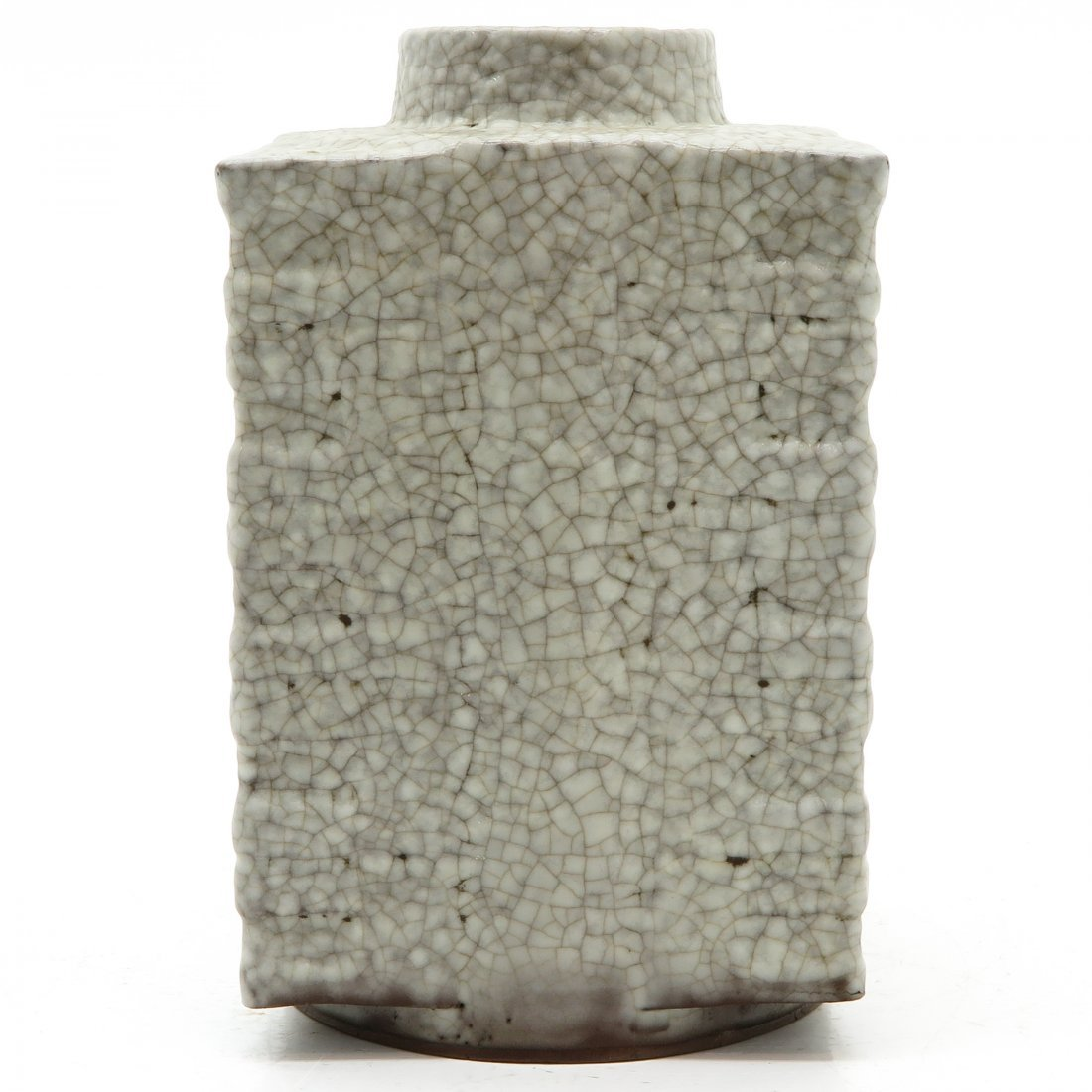 China Porcelain Crackleware Decor Vase