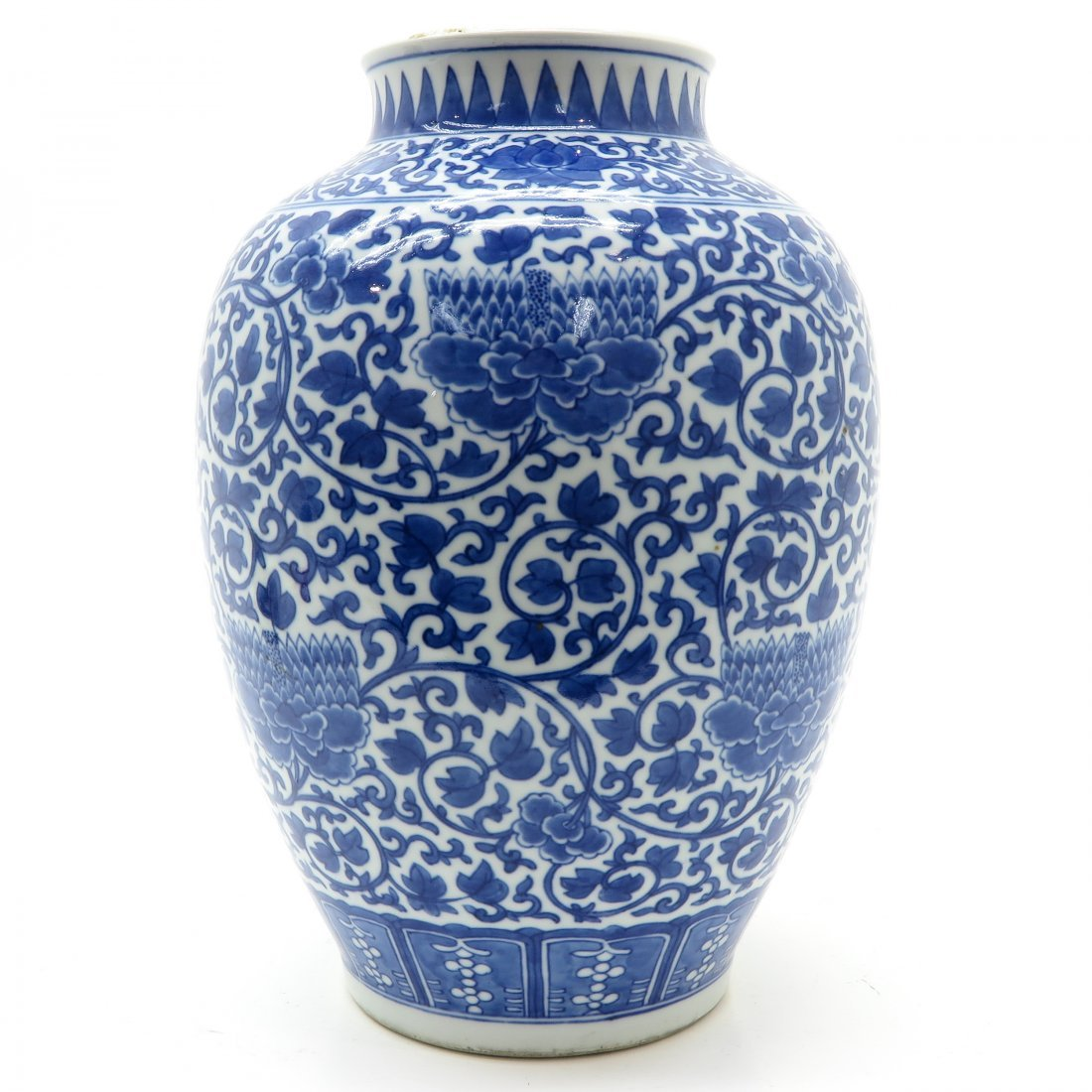 19th Century China Porcelain Vase