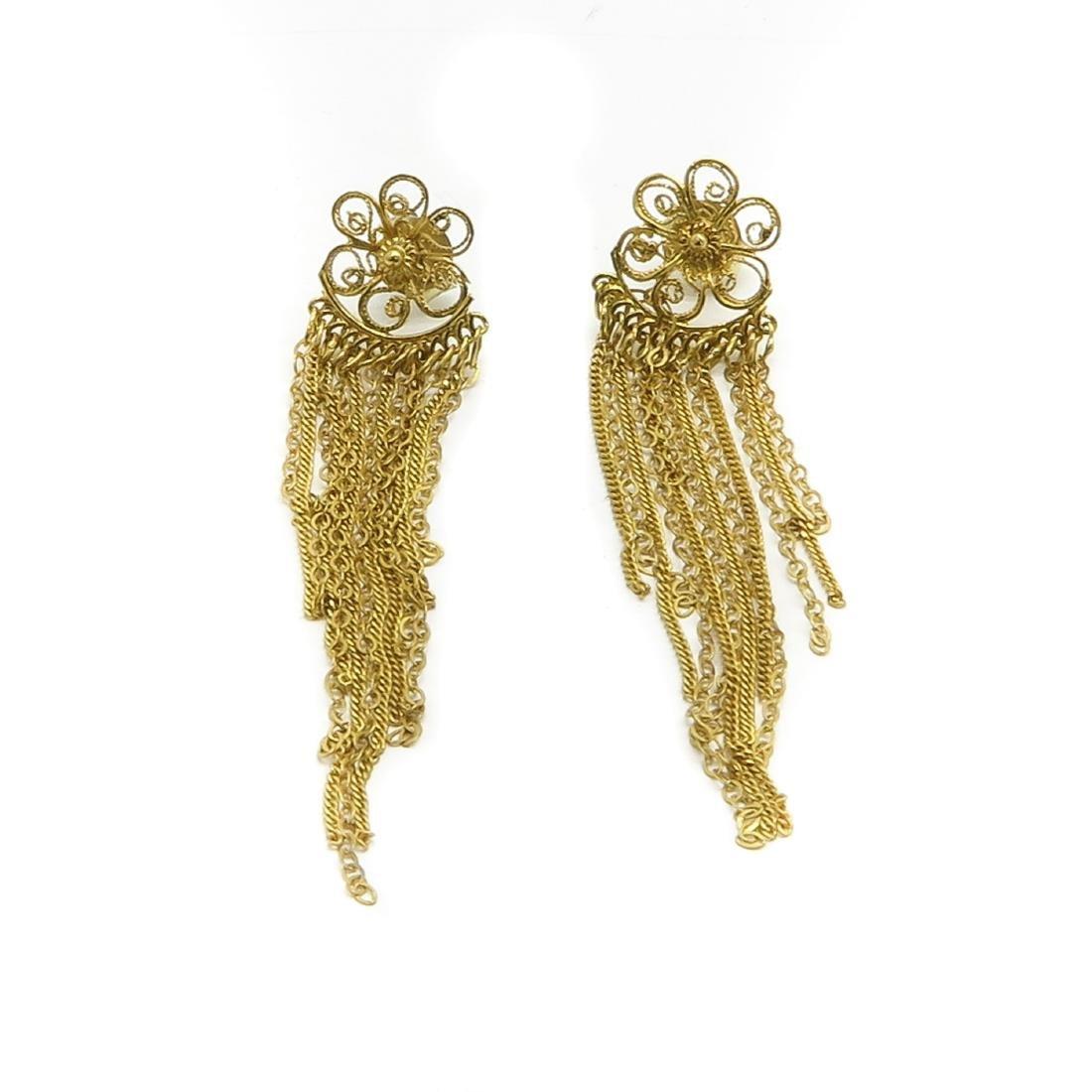 14KG Earrings