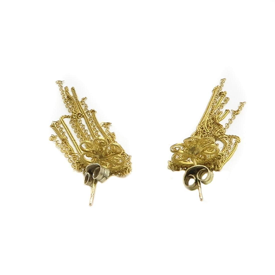 14KG Earrings - 2