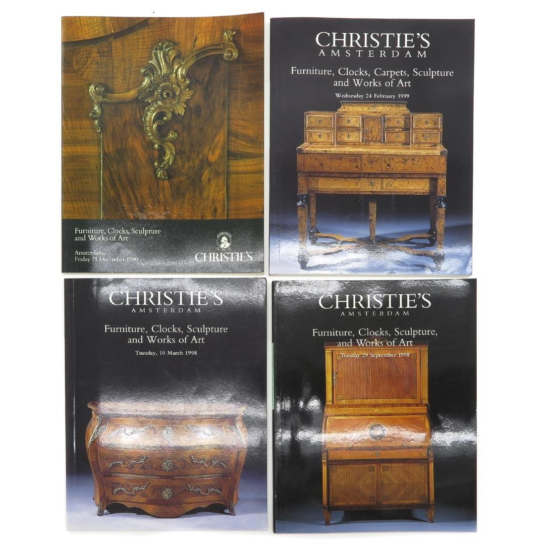 Diverse Lot of 24 Auction Catalogs - 3