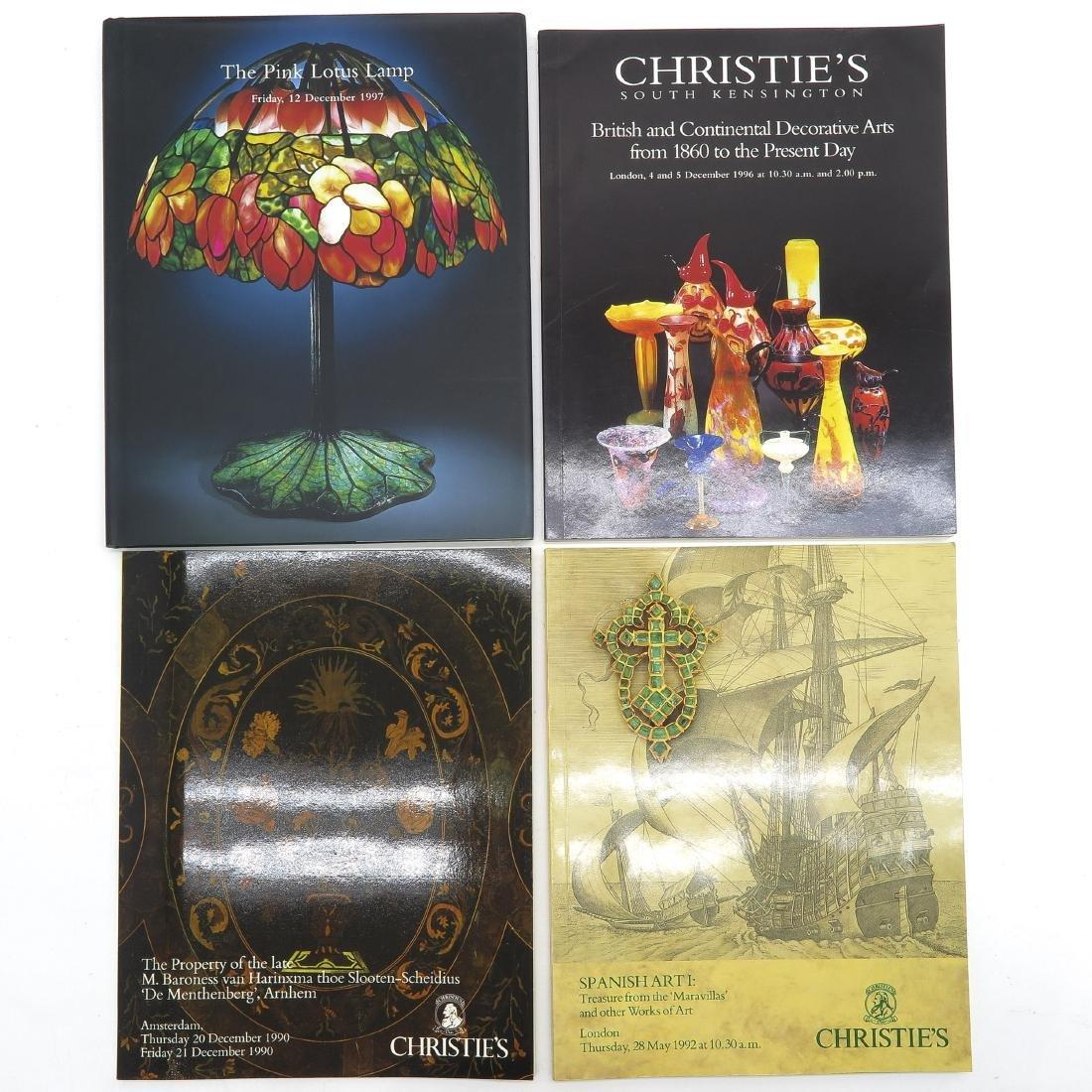 Diverse Lot of 24 Auction Catalogs - 6