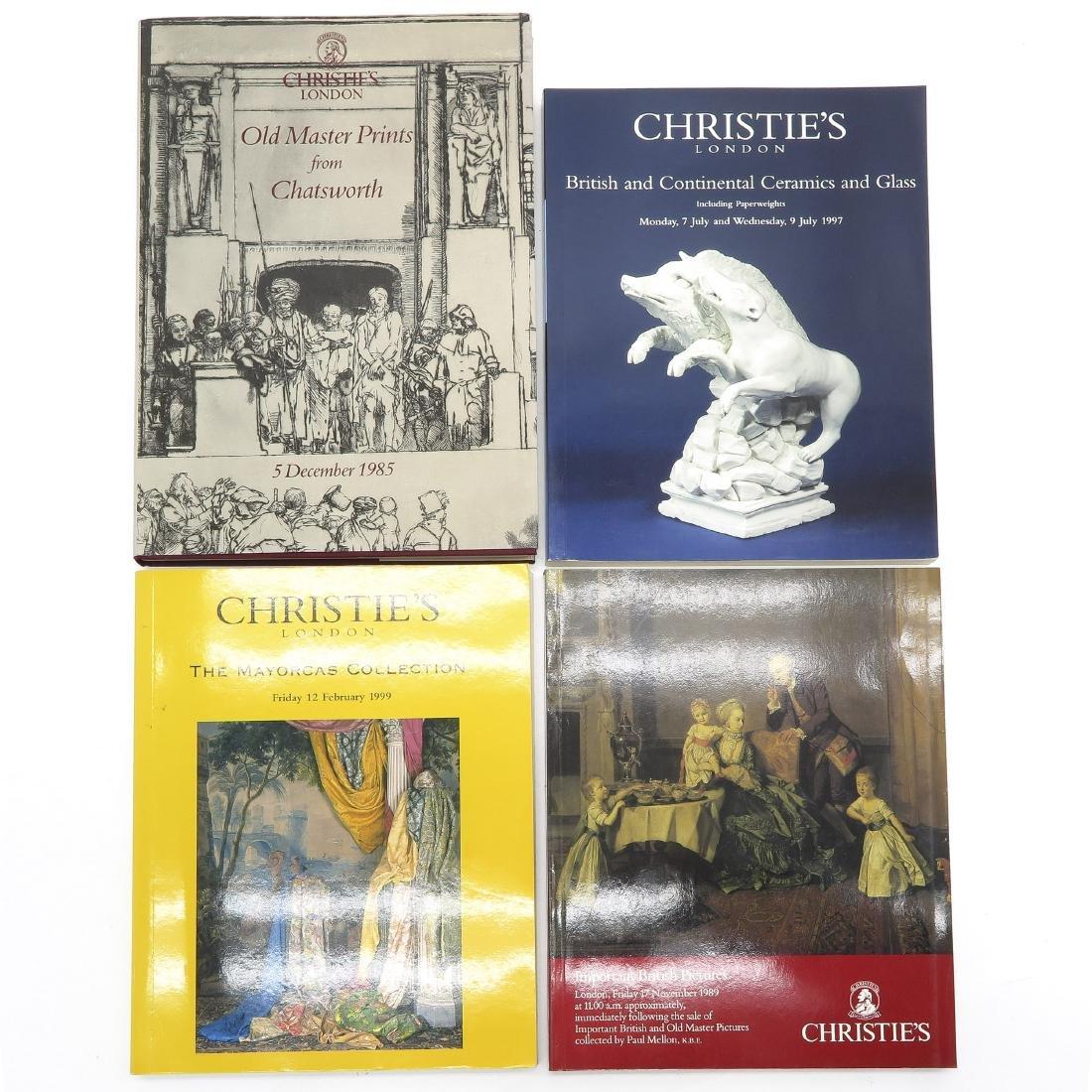 Diverse Lot of 24 Auction Catalogs - 7
