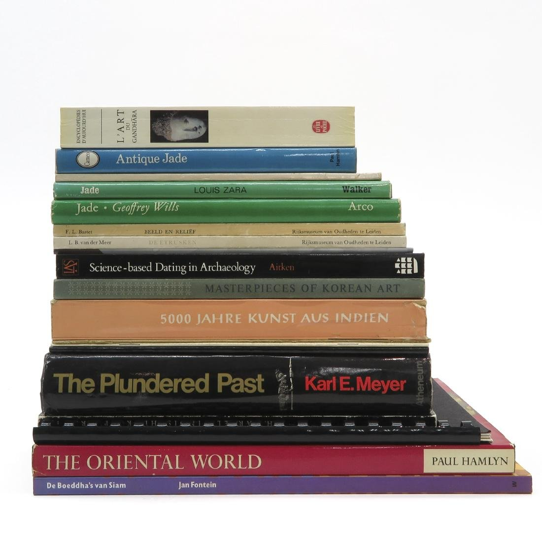 Diverse Lot of 19 Books