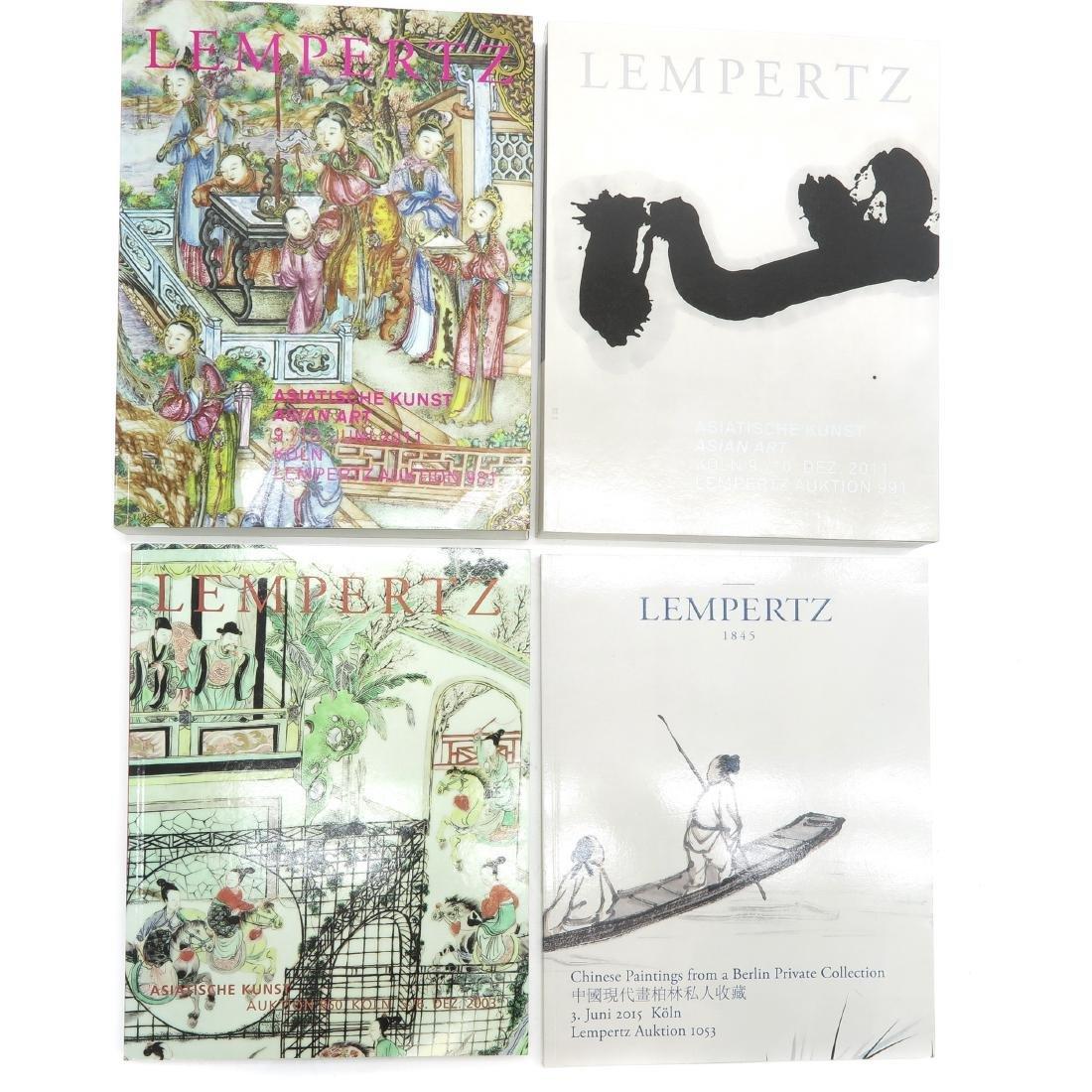 Diverse Lot of 9 Auction Catalogs - 2