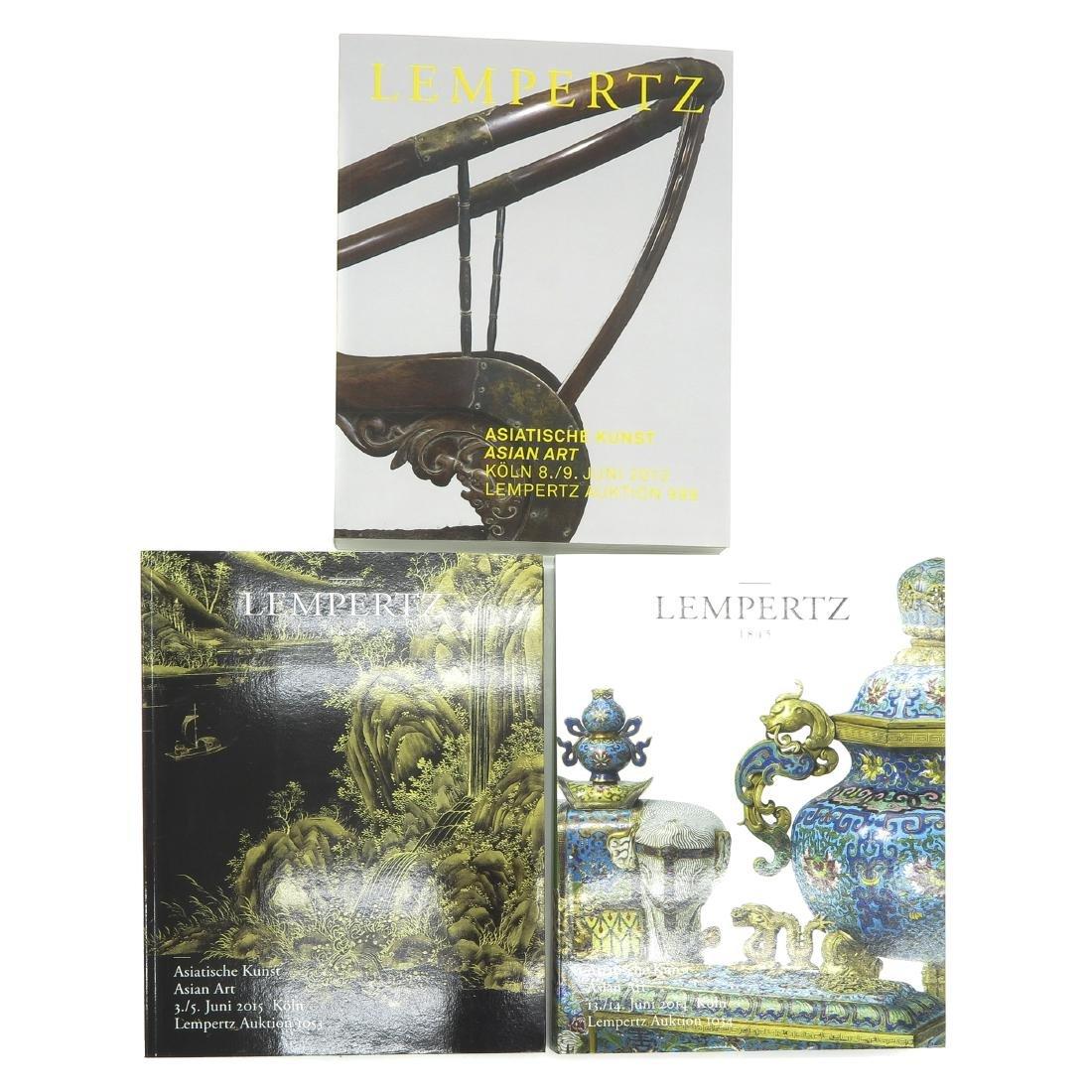 Diverse Lot of 9 Auction Catalogs - 3