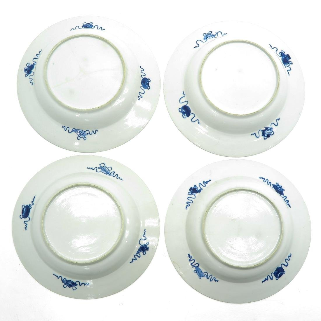Lot of 4 Plates