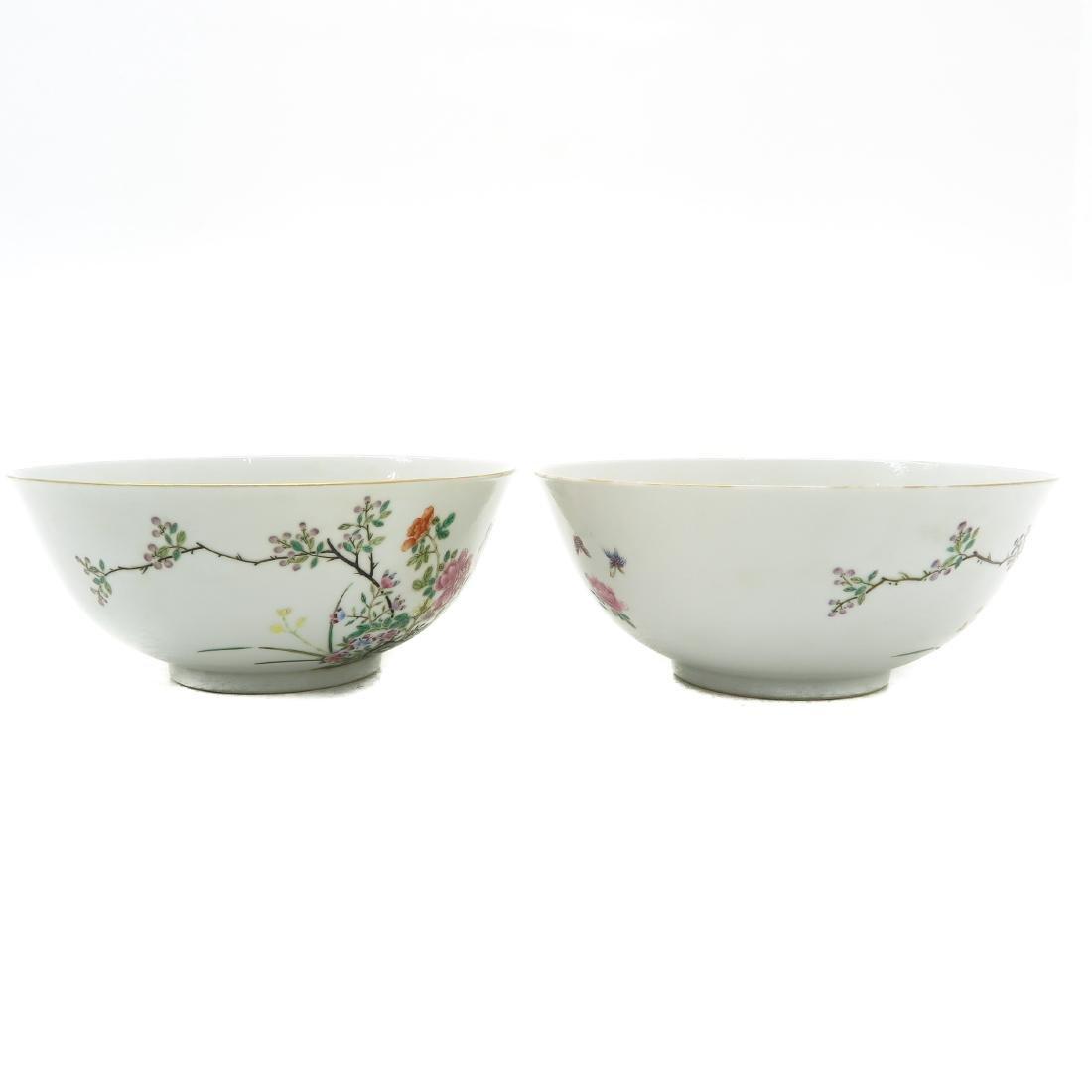 Lot of 2 Bowls - 3
