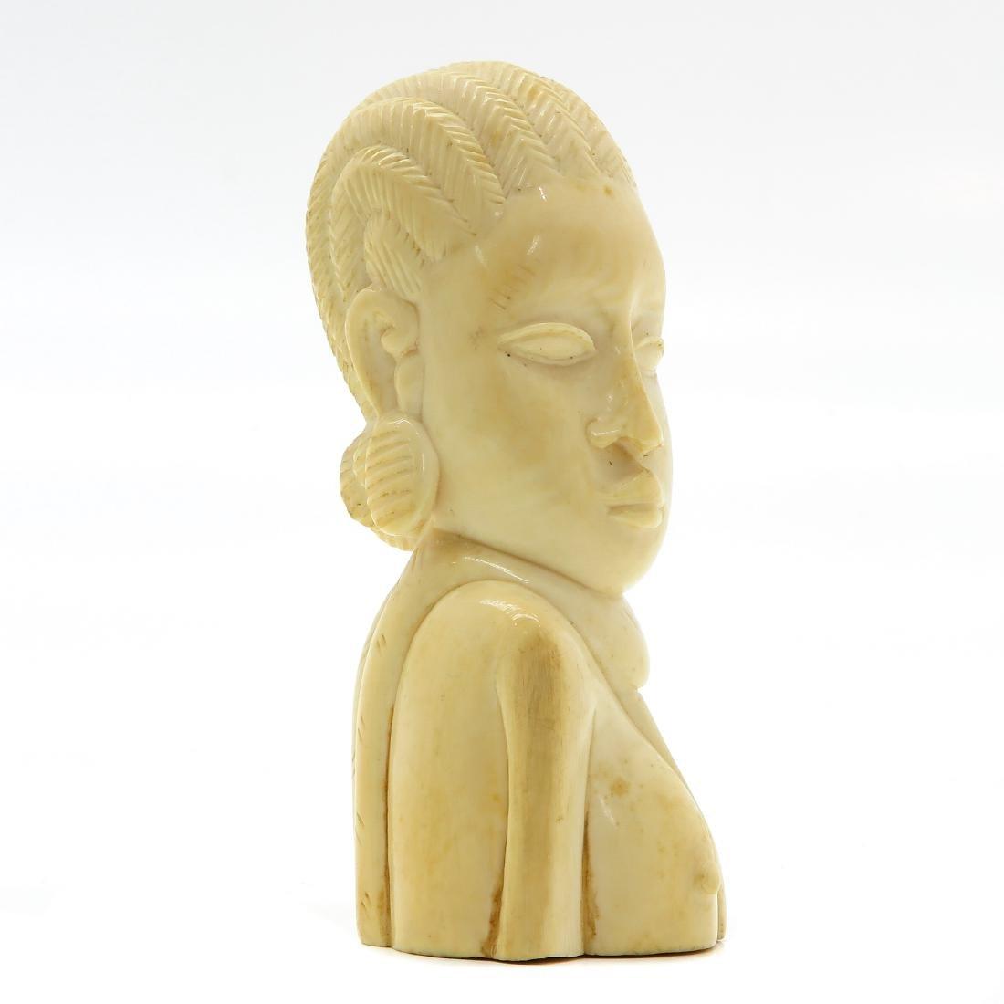 Carved Sculpture - 3