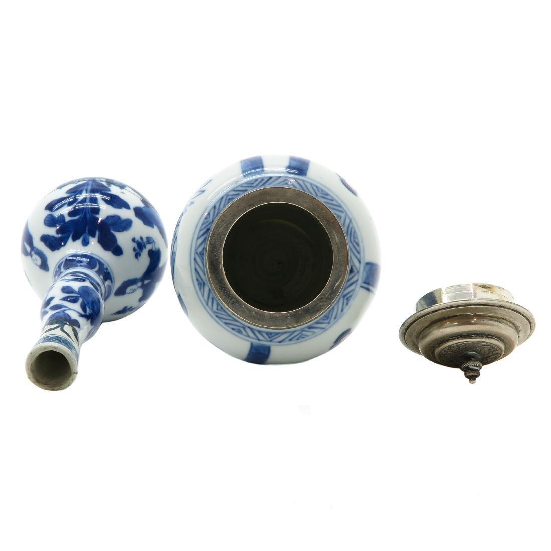 Vase and Tea Box - 4