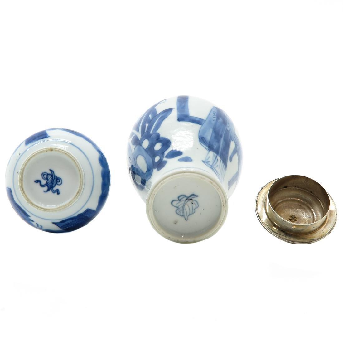 Vase and Tea Box - 5