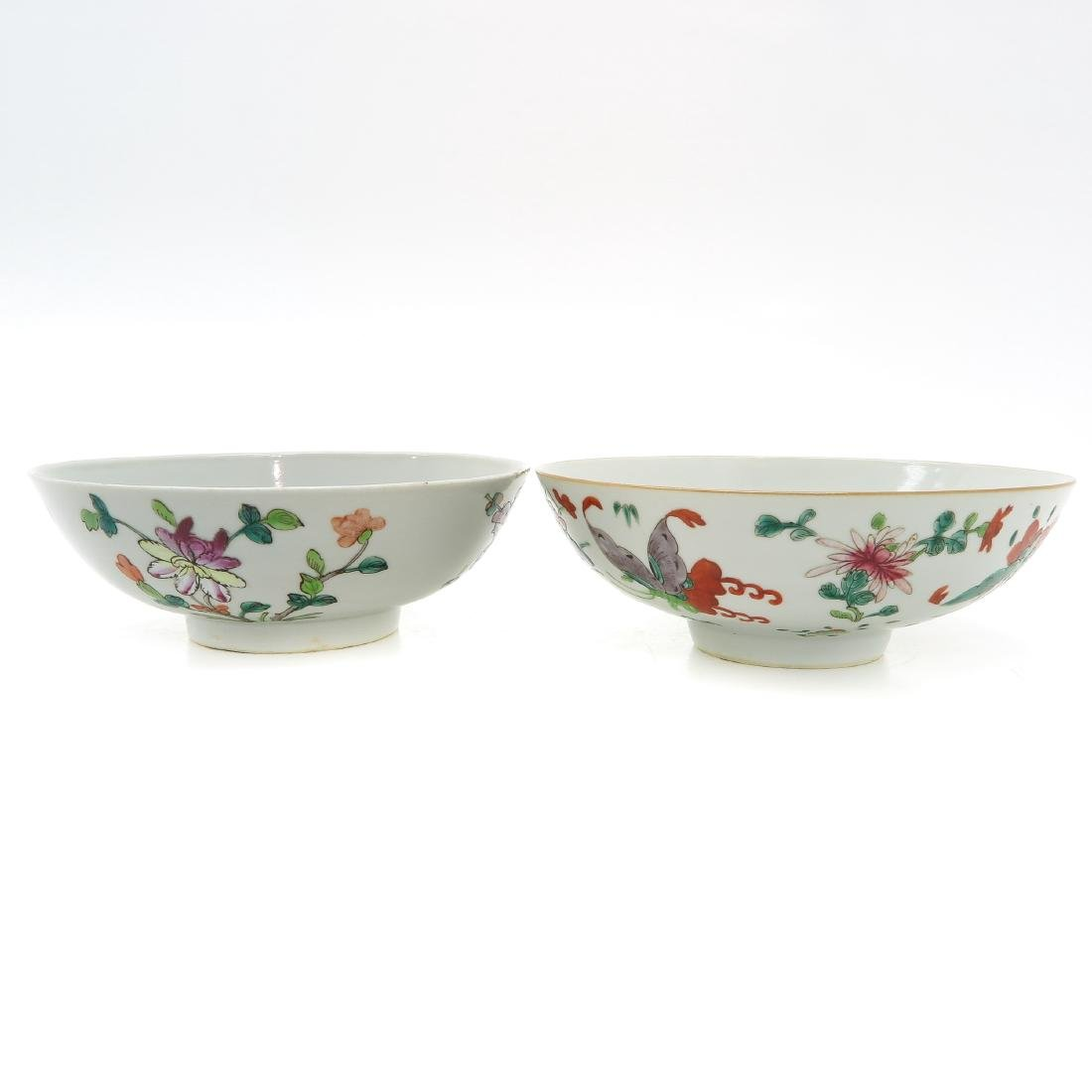 Lot of 2 Bowls