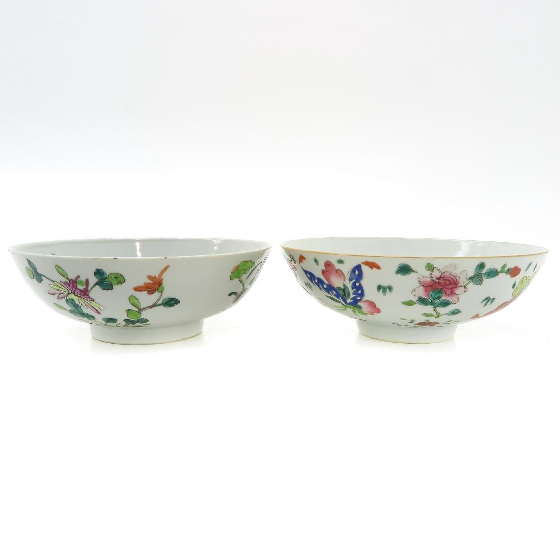 Lot of 2 Bowls - 2