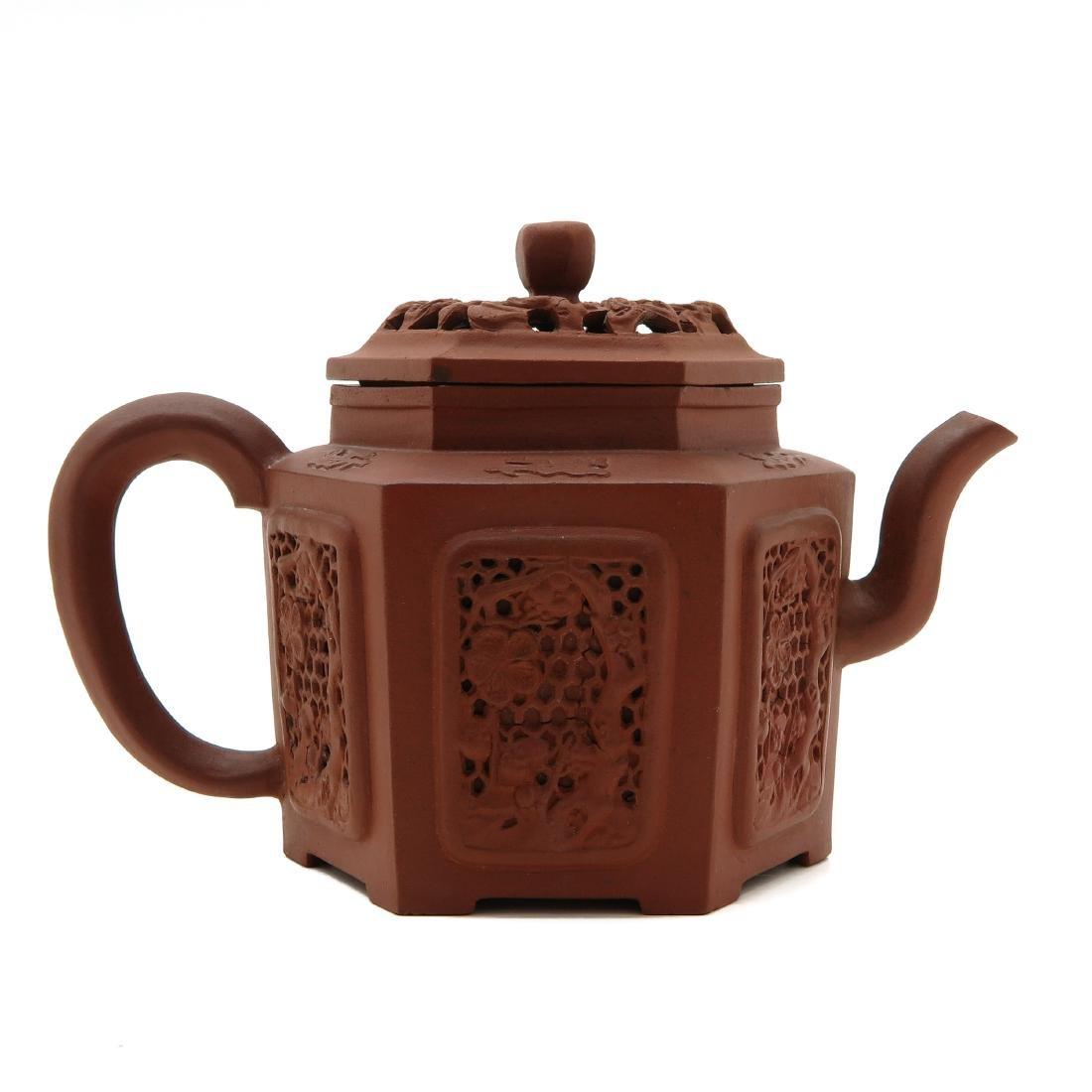 Yixing Teapot - 2