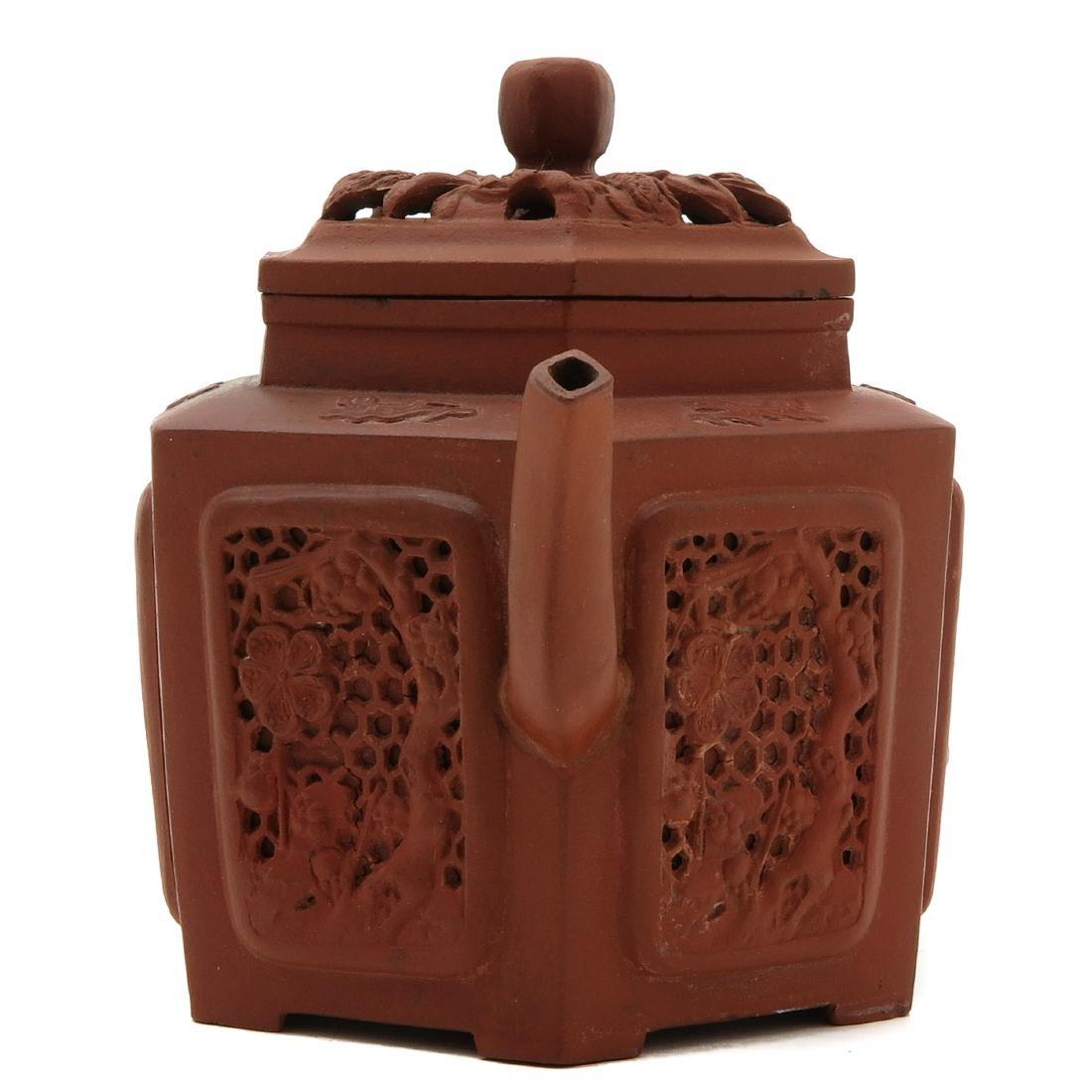 Yixing Teapot - 3
