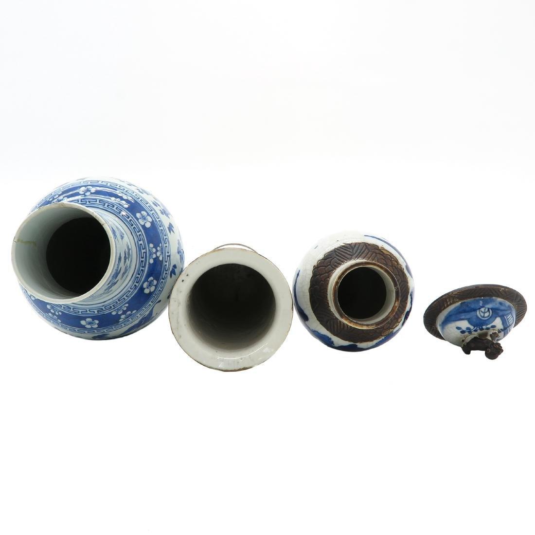 Lot of 3 Vases - 4