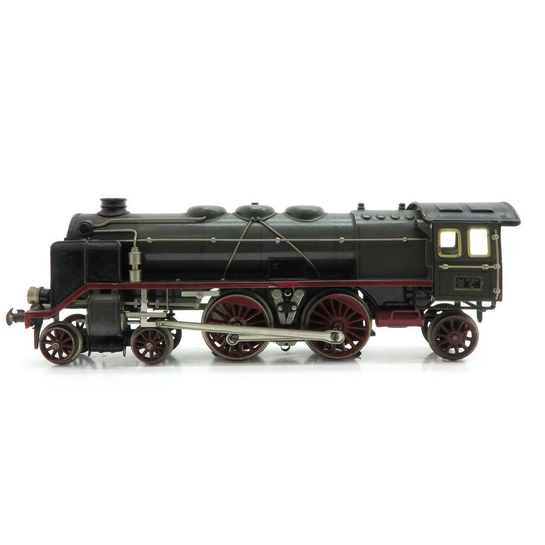 Vintage Marklin Locomotive