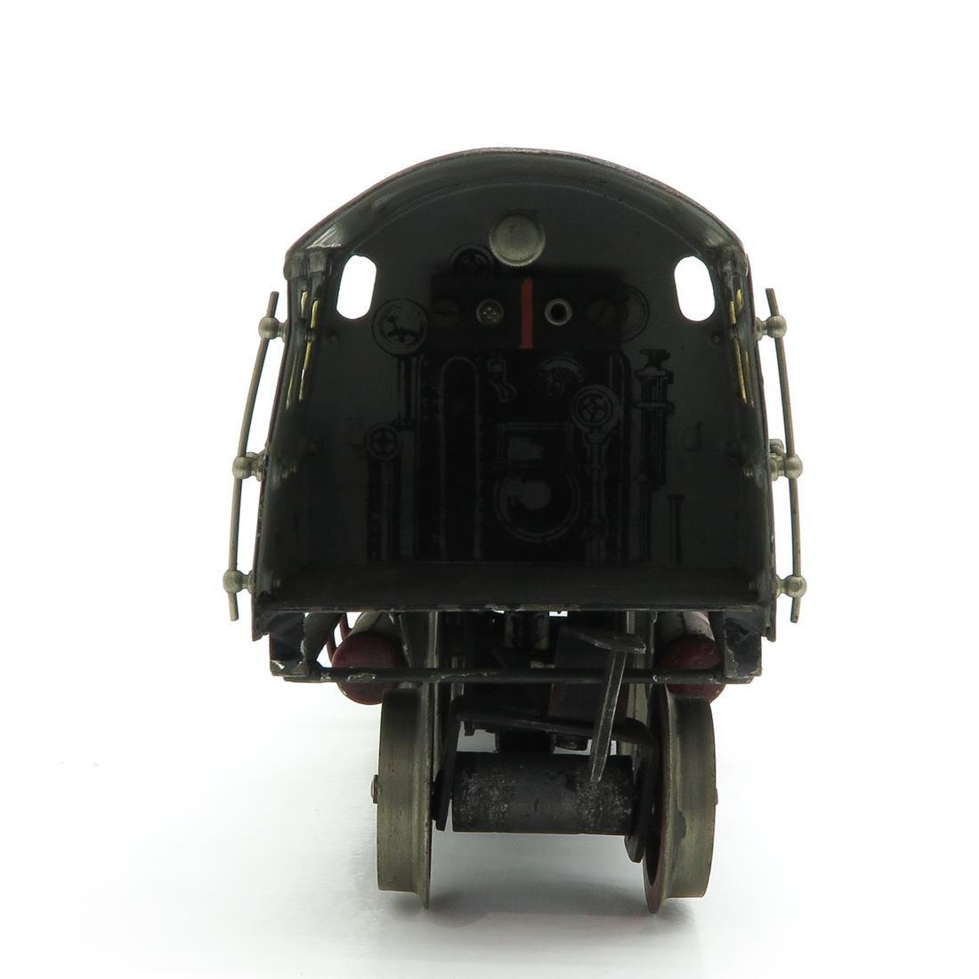 Vintage Marklin Locomotive - 2