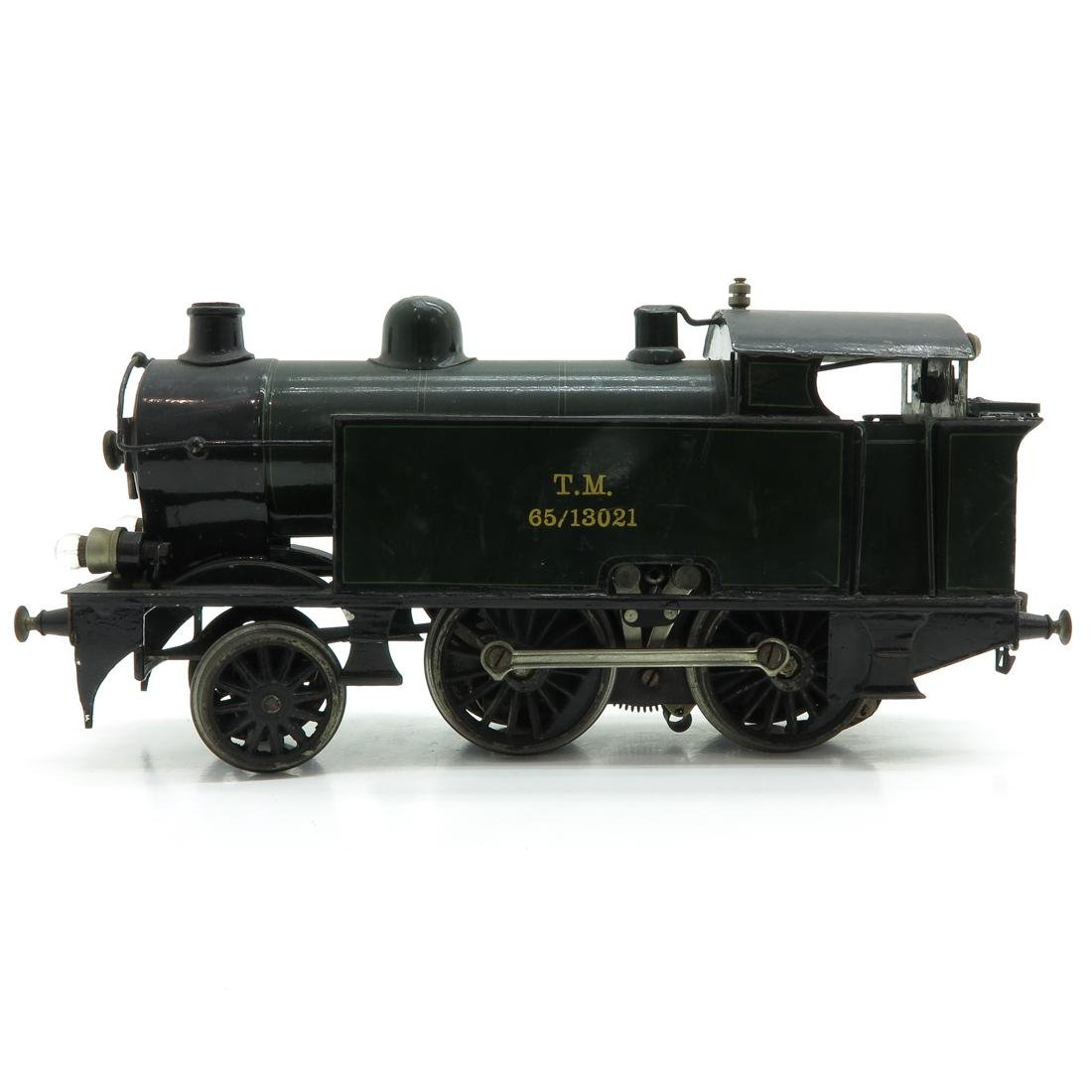 Vintage Marklin Locomotive