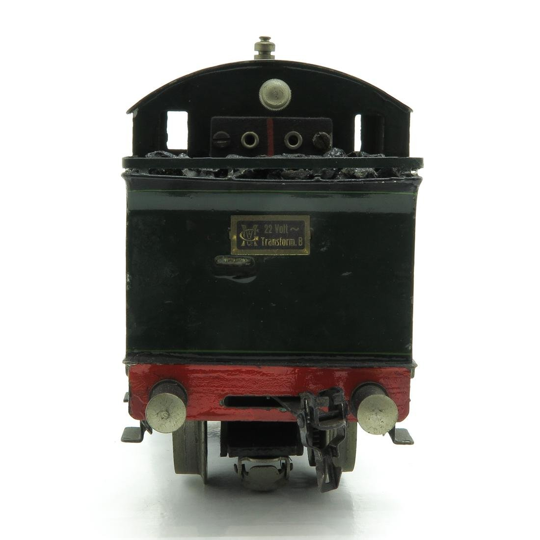 Vintage Marklin Locomotive - 2