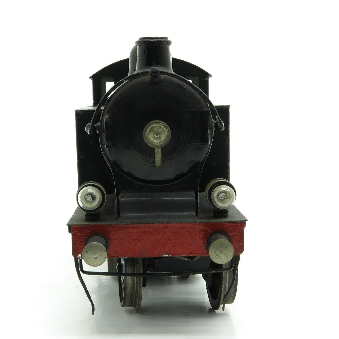 Vintage Marklin Locomotive - 4