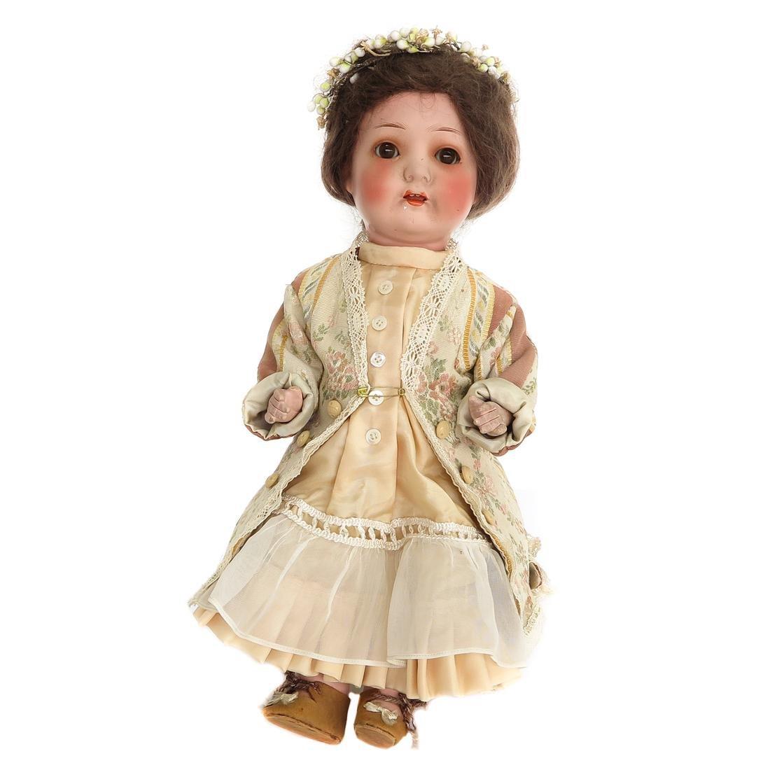 Heubach Koppelsdorf Doll