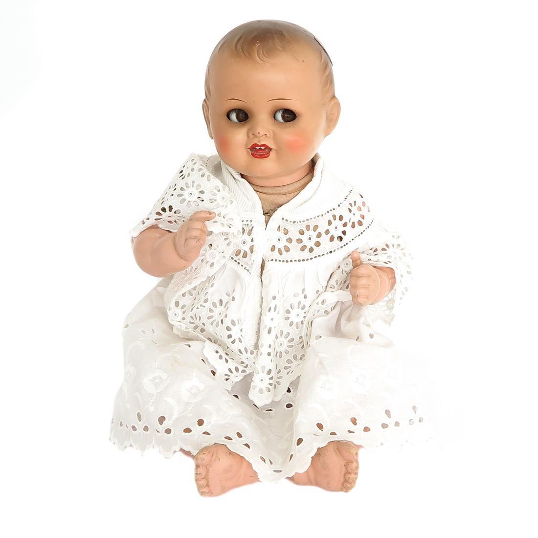 FS & Co Vintage Googly Eye Doll