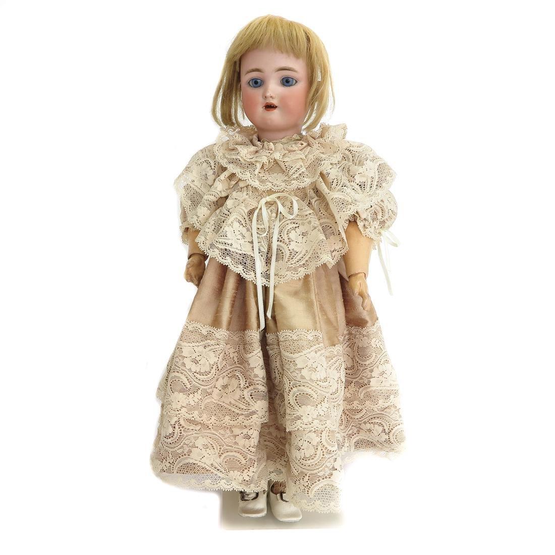 Henrich Handwerck / Simon Halbig Antique Doll
