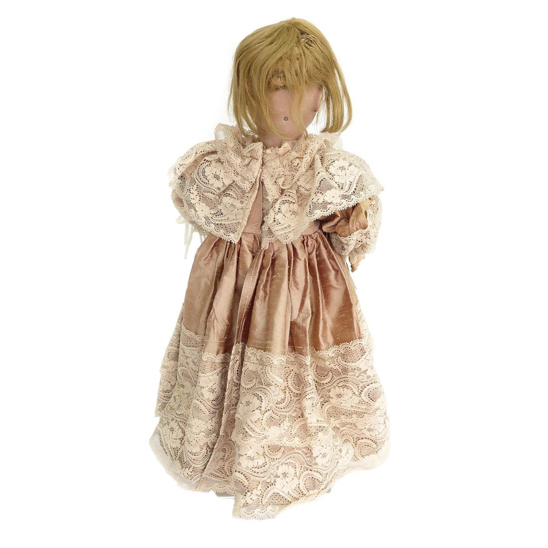 Henrich Handwerck / Simon Halbig Antique Doll - 2