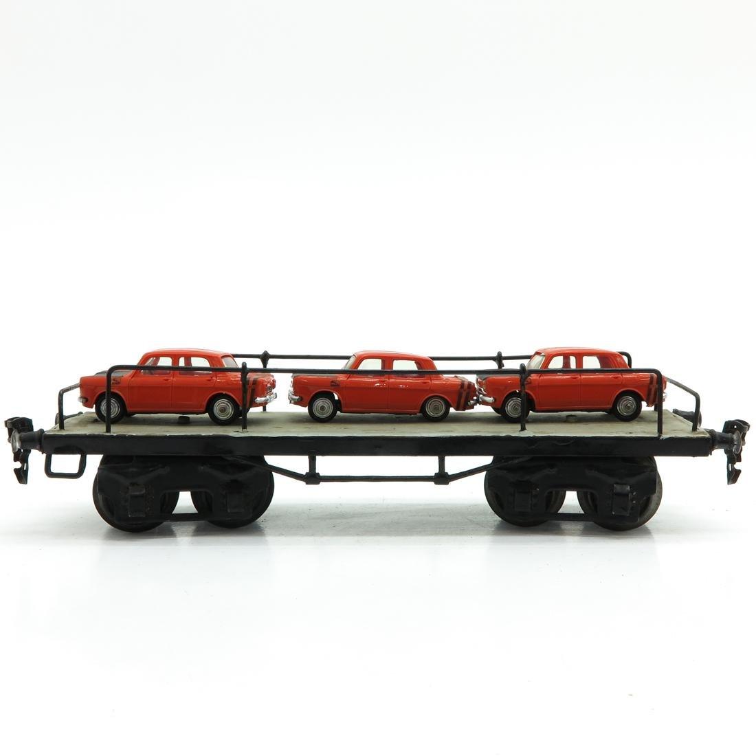 Vintage Marklin Carrier Wagon