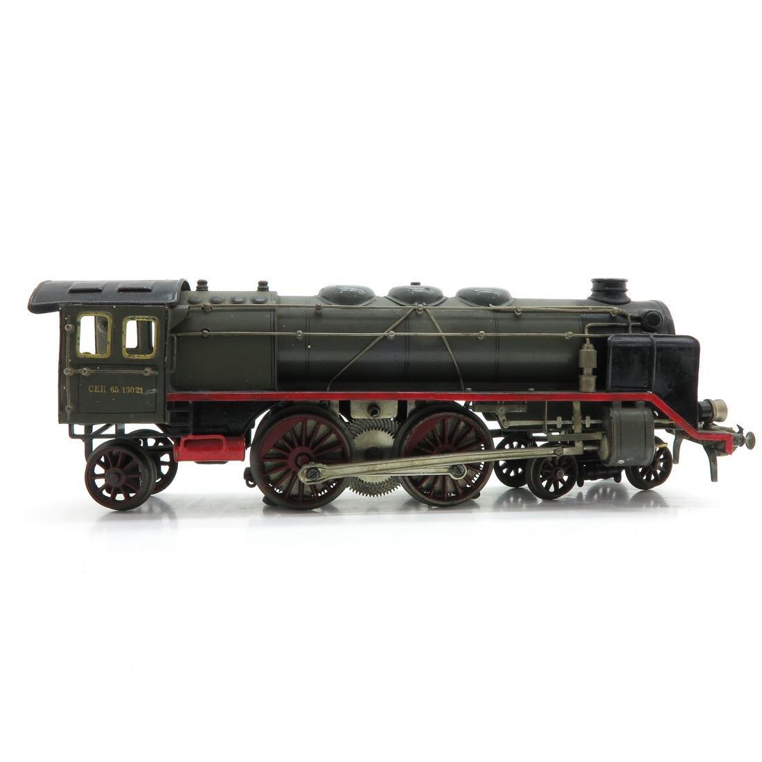 Vintage Marklin Locomotive - 3