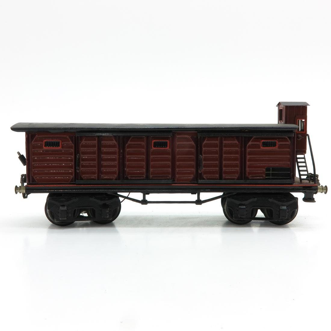 Vintage Marklin Wagon