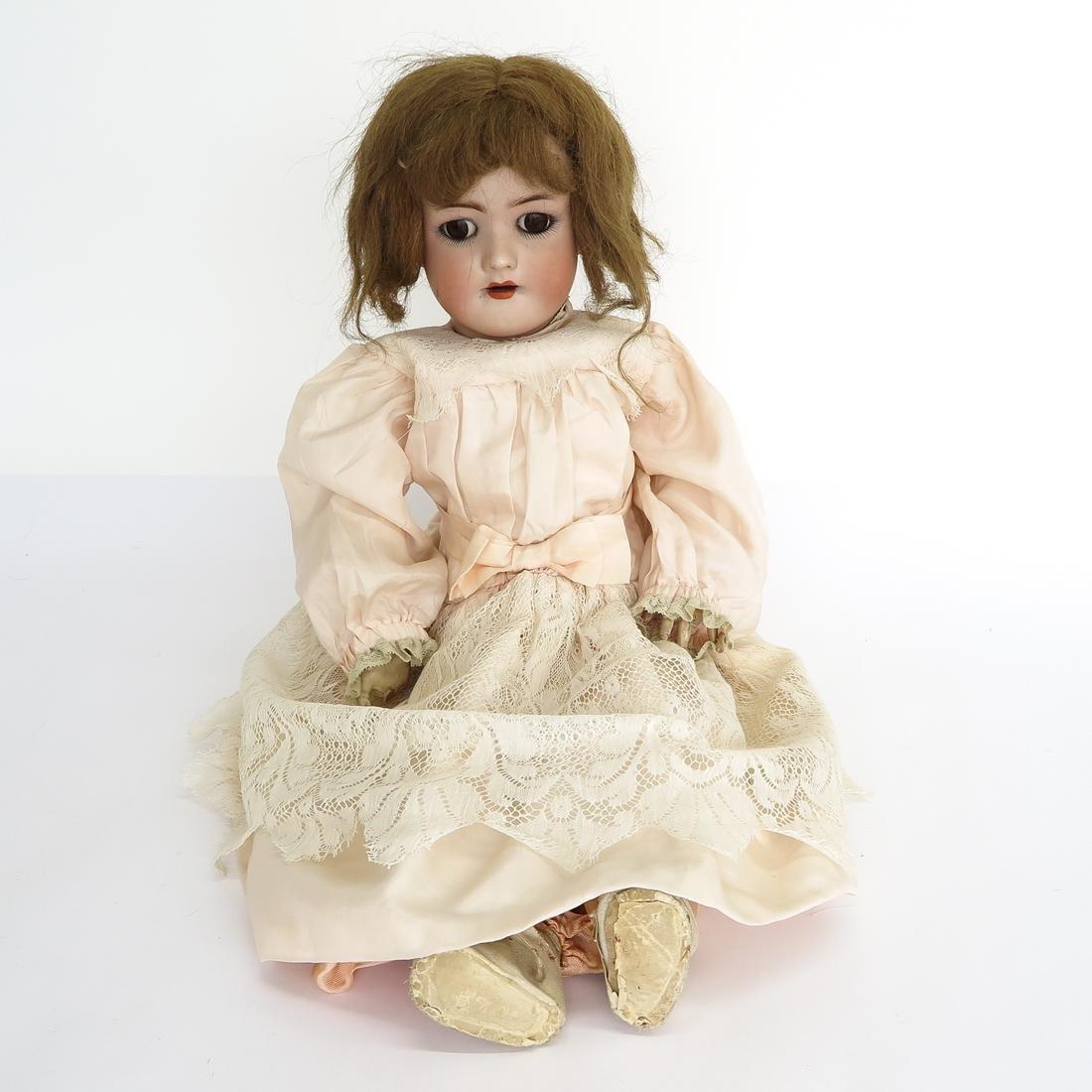 Heinrich Handwerck / Simon & Halbig Doll