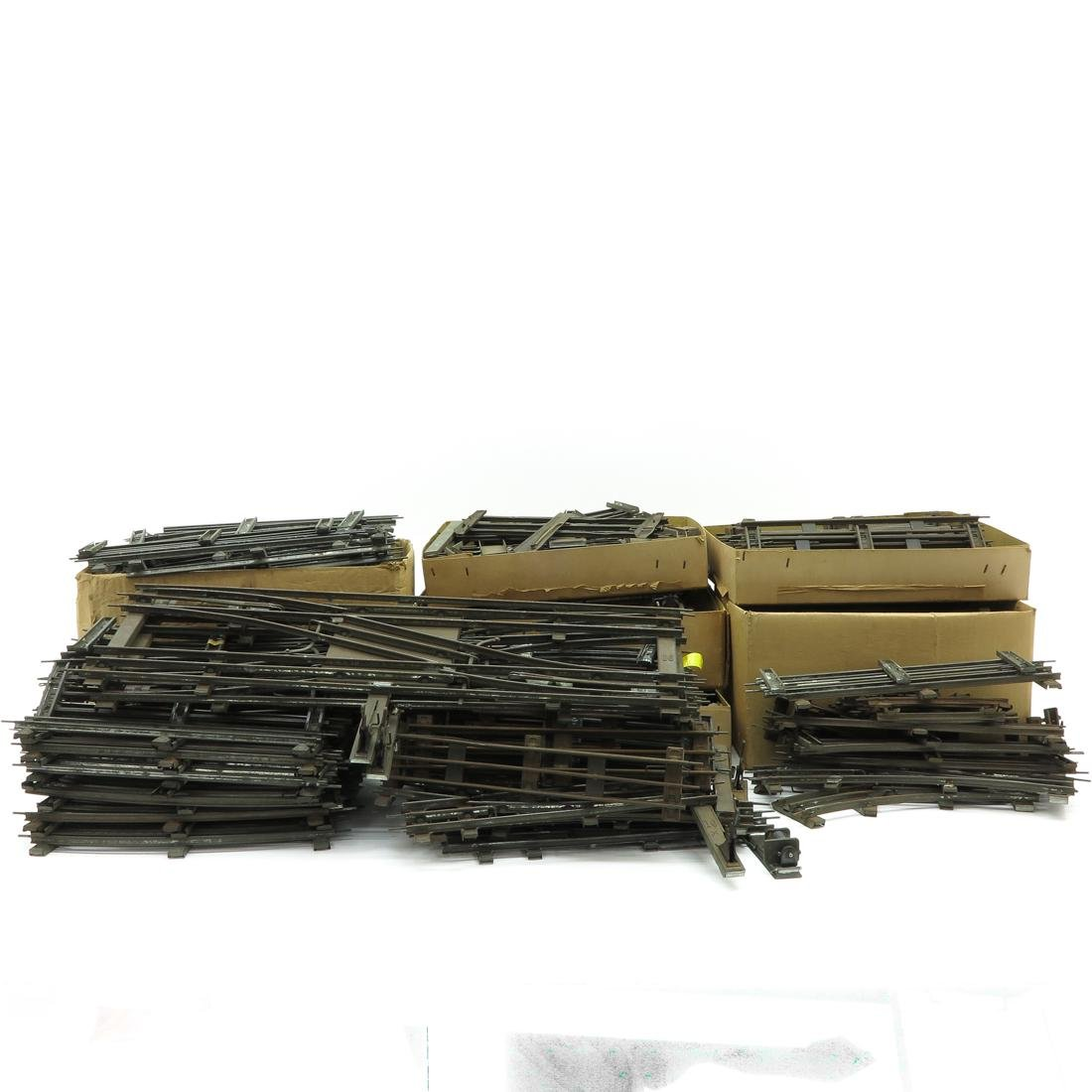 Large Lot of Marklin Rails