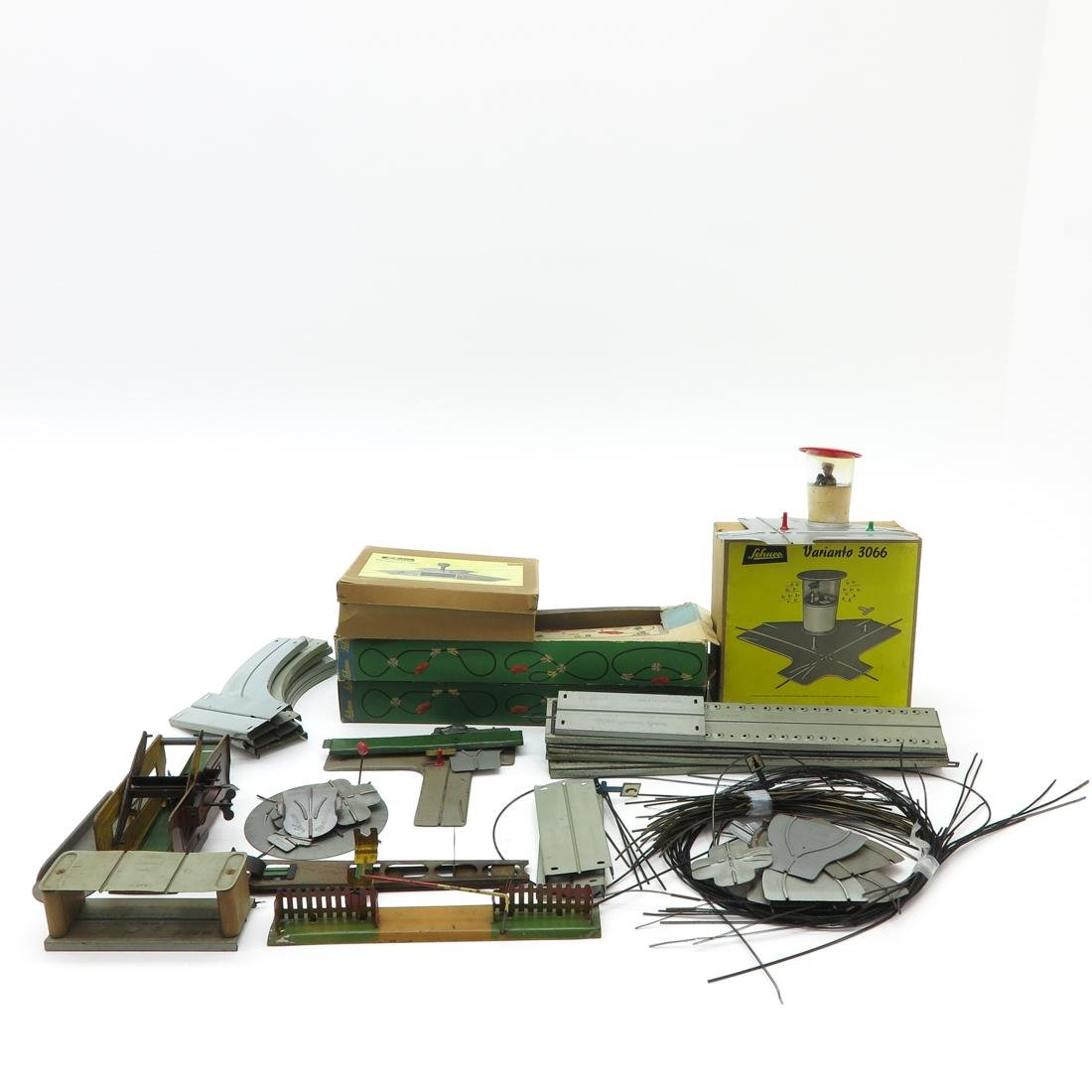 Diverse Lot of Vintage Toys and Accessories