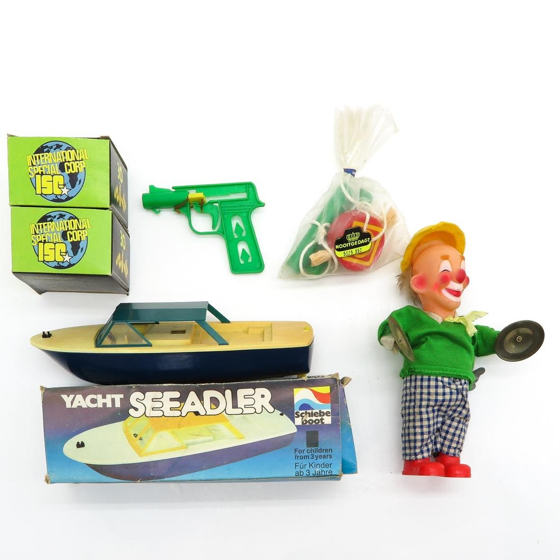 Diverse Lot of Vintage Toys - 5