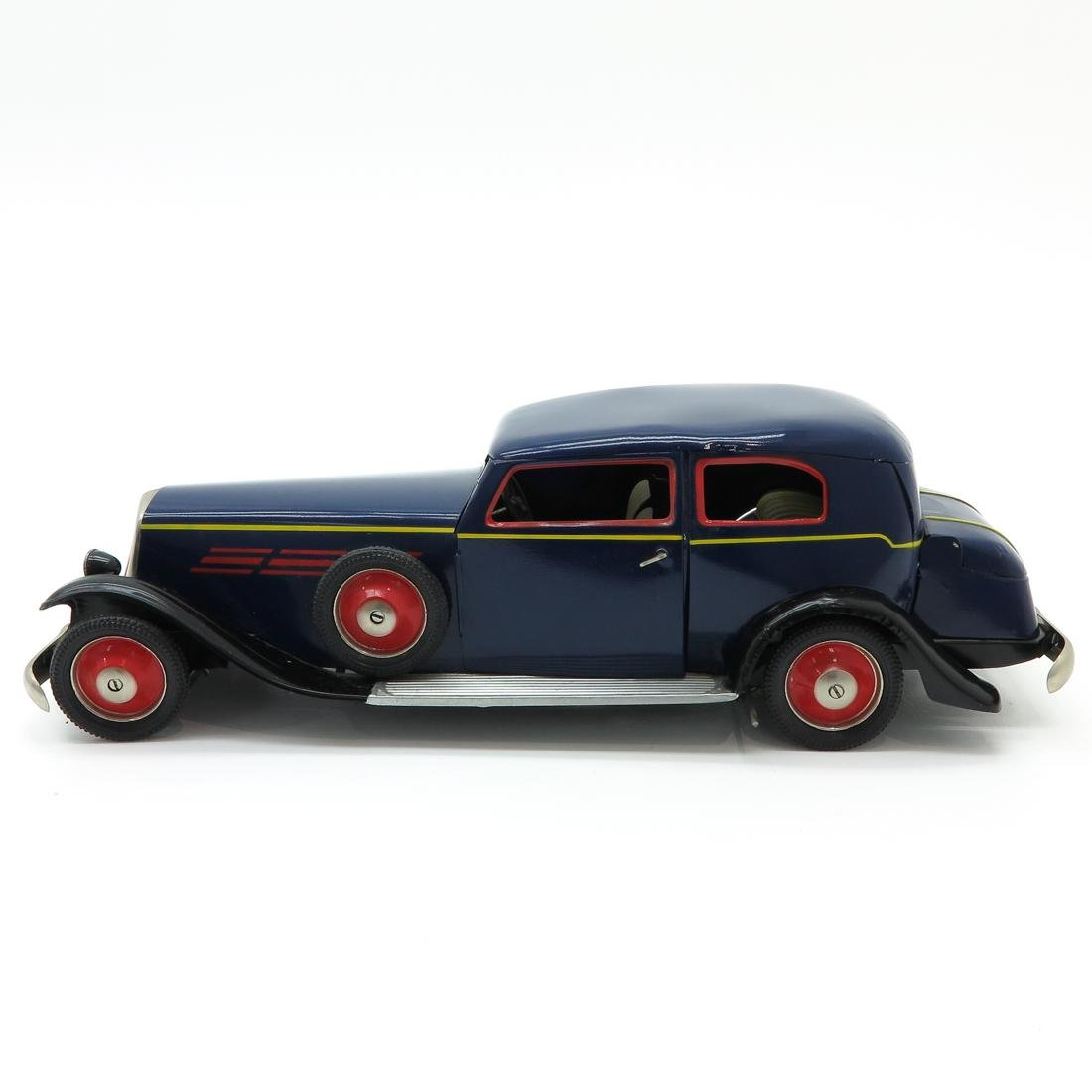 Jaguete Paya 1935 Toy Car