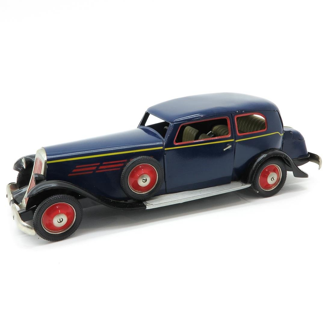 Jaguete Paya 1935 Toy Car - 2