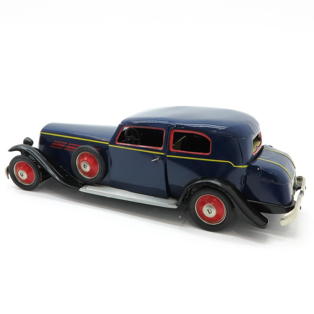 Jaguete Paya 1935 Toy Car - 3