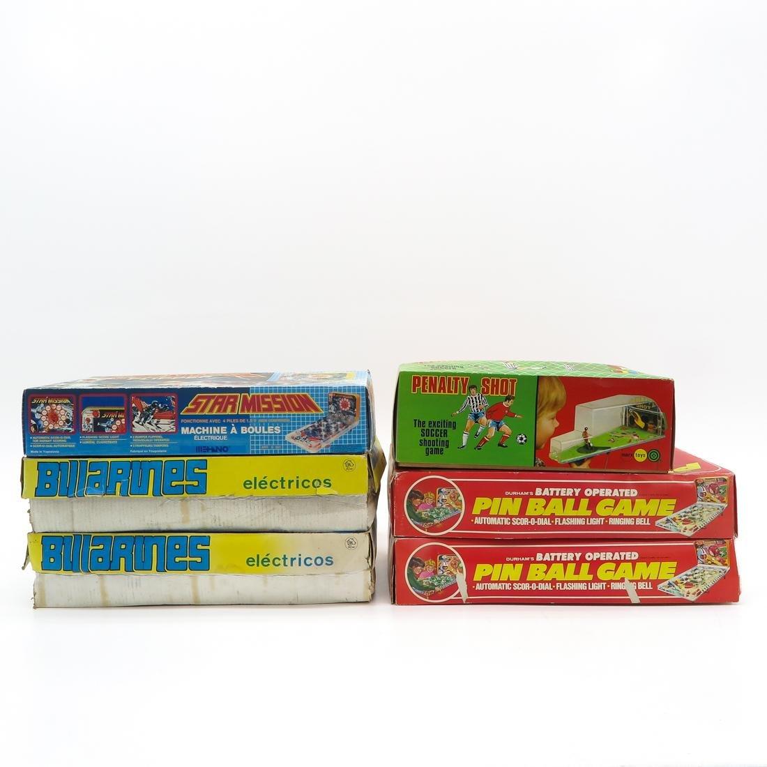 Lot of 6 Vintage Games