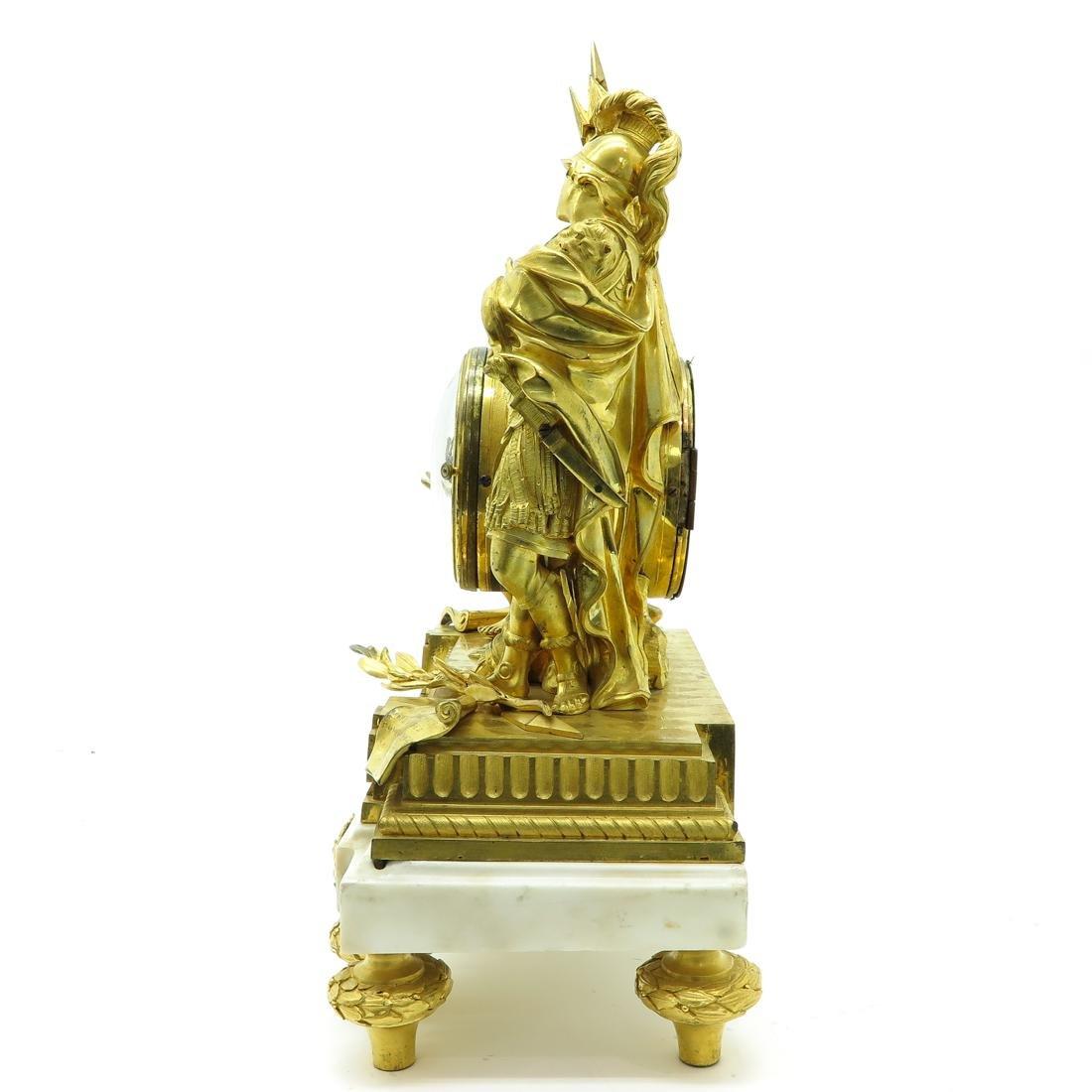 French Pendule Circa 1760 Signed Louis Goret Paris - 2